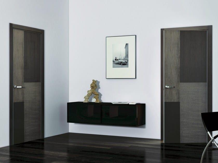 Porta a battente in legno TAILOR by Pail Serramenti