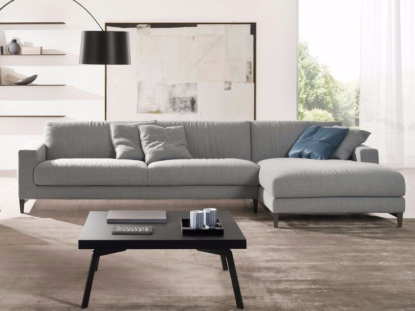Sectional Fabric Sofa Tailor By Cts Salotti