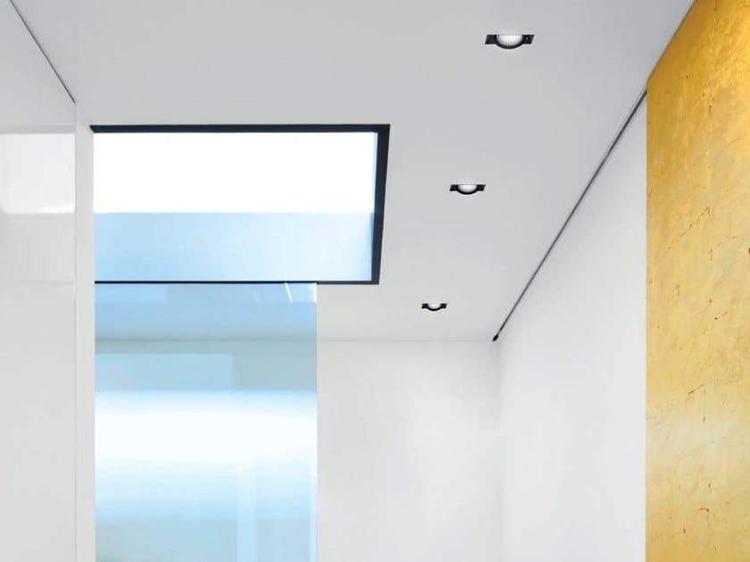 LED adjustable aluminium spotlight TAKA by Rossini Illuminazione