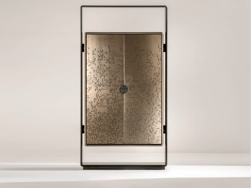 Highboard with doors TALENTO UNLIMITED by Laurameroni