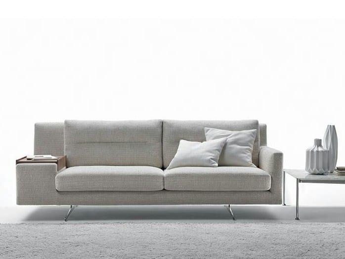 3 seater fabric sofa TALETE | 3 seater sofa by Marac