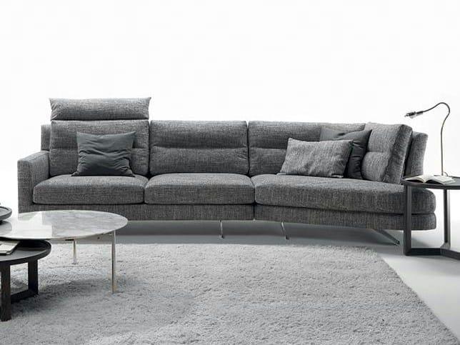 Sectional fabric sofa TALETE | Sectional sofa by Marac