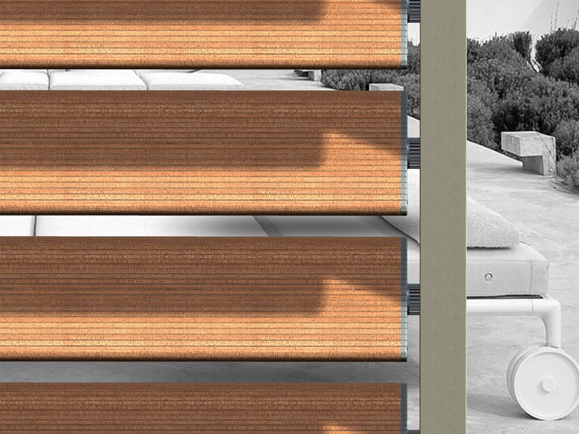 Solar shading TALETE by GARBARINI