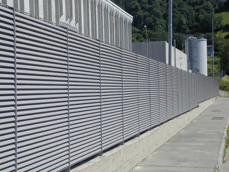 Louver fence TALIA® VENTUS SCREEN by NUOVA DEFIM