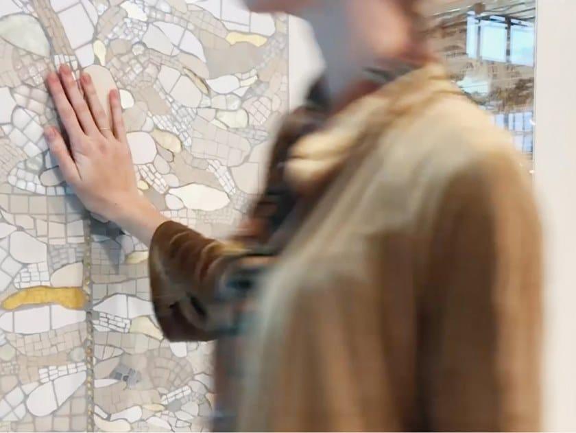 Interactive sensory surfaces TALKATIVE MATTER by Marianka