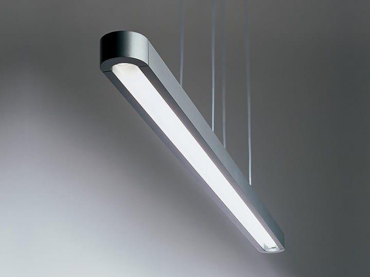 Aluminium pendant lamp TALO | Pendant lamp by Artemide