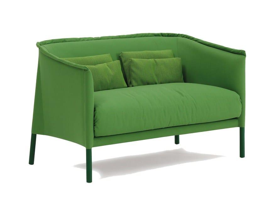 2 seater fabric sofa TALO | Sofa by Sancal