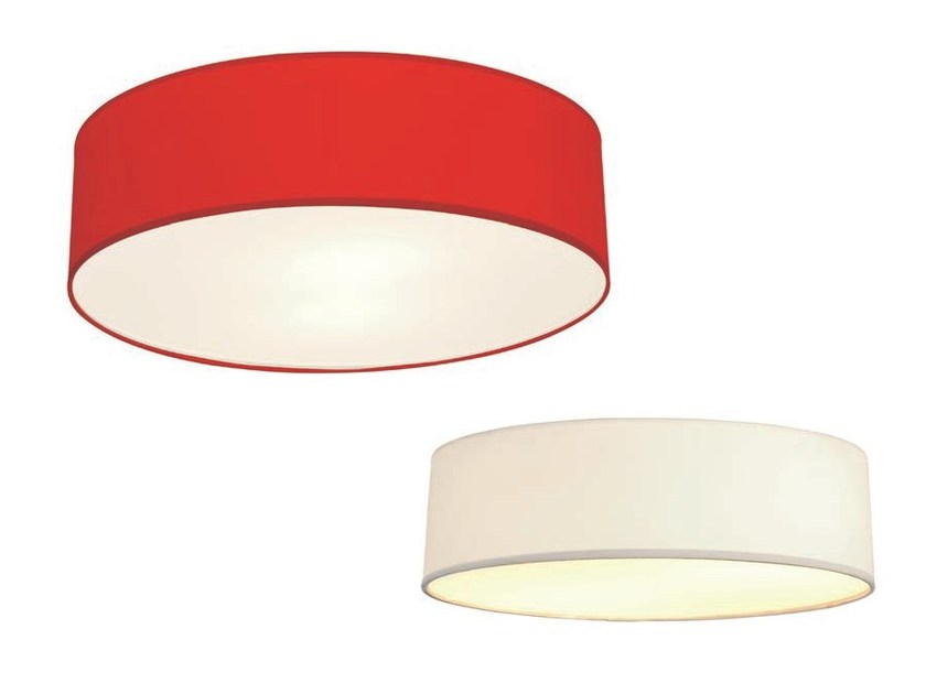 Cotton ceiling light TAMB 30-50 by Aromas del Campo