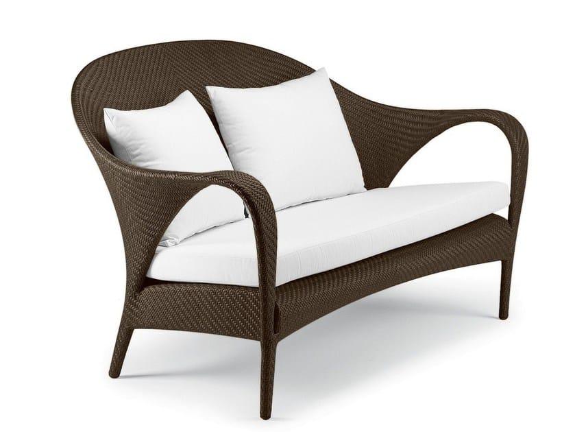 2 seater sofa TANGO | 2 seater sofa by Dedon