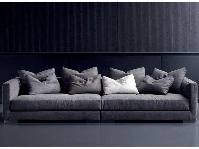 4 seater fabric sofa TANGO | 4 seater sofa by Marac