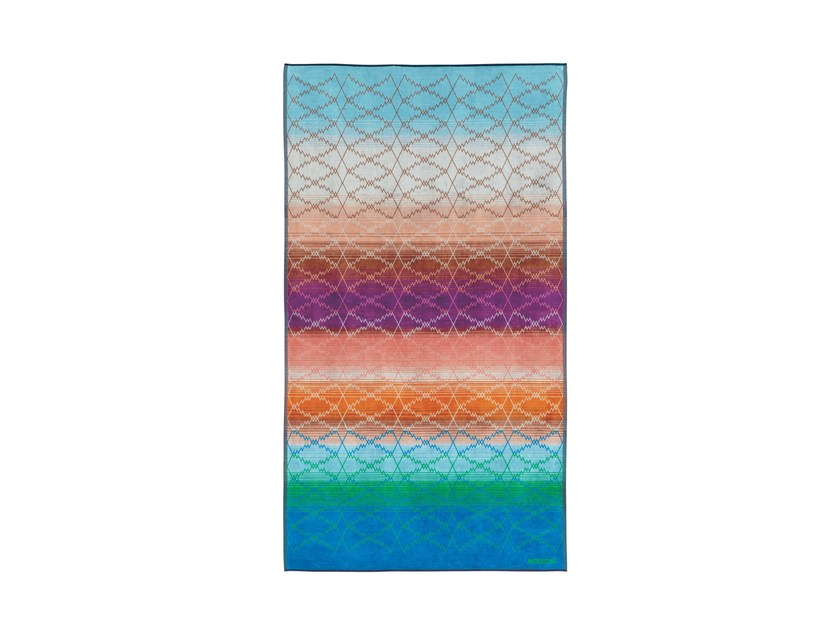 Beach towel TANIA by MissoniHome