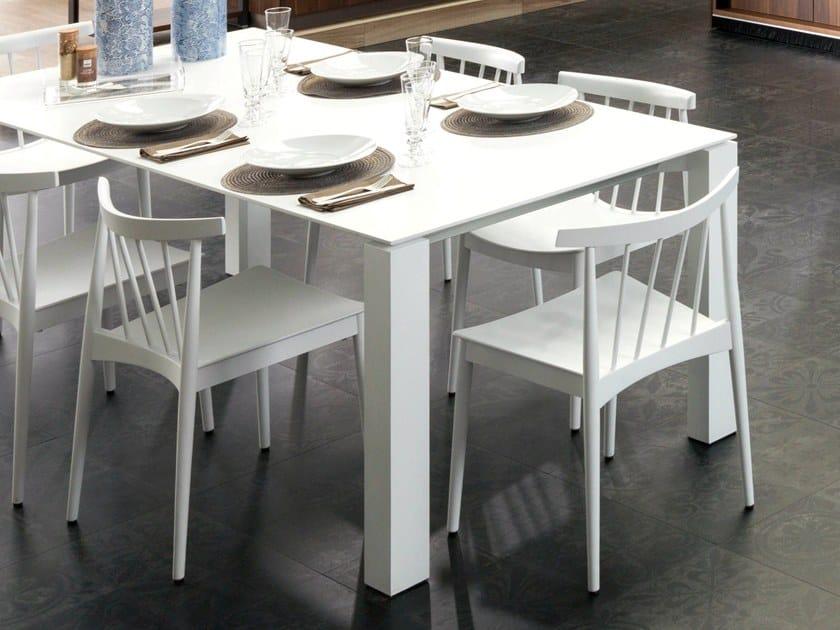 Wood veneer chair TAO | Chair by Gamadecor