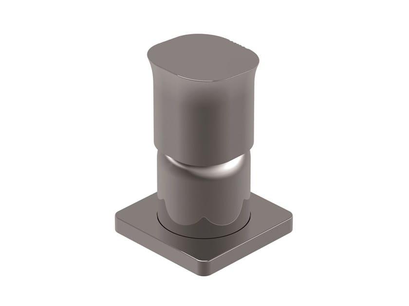 Deck-mounted metal remote control tap TAORMINA | Deck-mounted remote control tap by RITMONIO