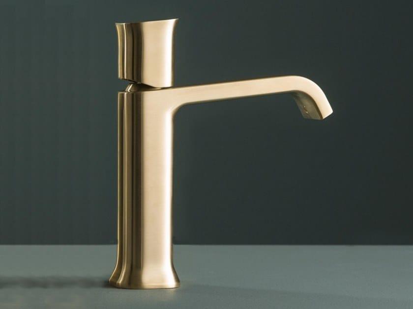 Single handle washbasin mixer TAORMINA | Single handle washbasin mixer by RITMONIO