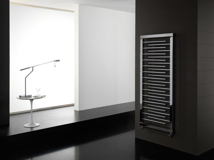 Swivel steel towel warmer TAOSYSTEM by DELTACALOR