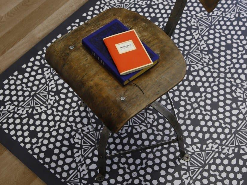 Motif floor wallpaper TAPIS STICK by BEAUREGARD