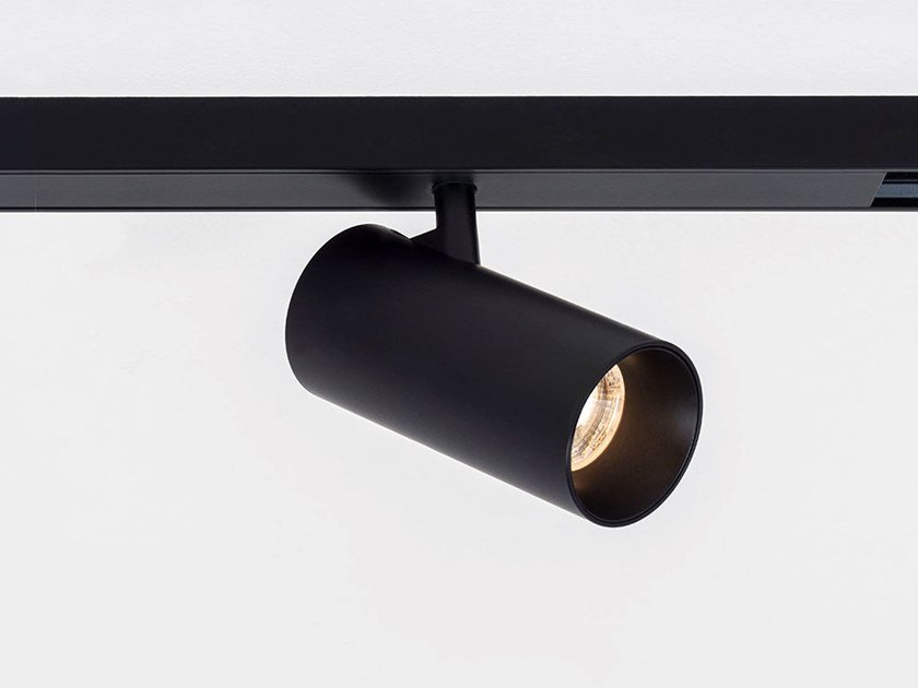 Illuminazione a binario a LED in alluminio verniciato a polvere TARE S MAGNETIC by HER