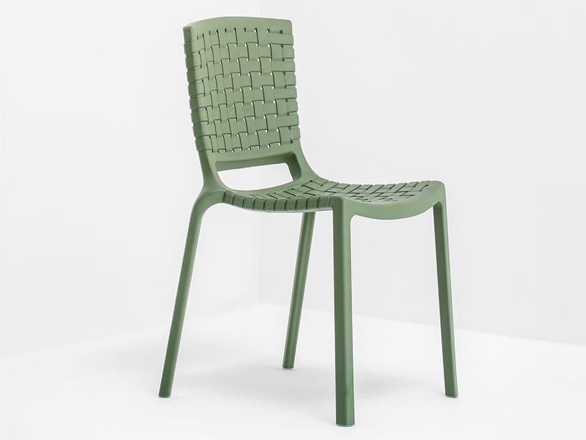 Sedie In Polipropilene Da Giardino.Sedia Da Giardino Impilabile In Polipropilene Tatami 305 Pedrali
