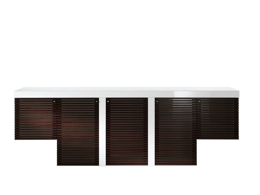 Sideboard with doors TAU   Sideboard by ARTOM by Ultom