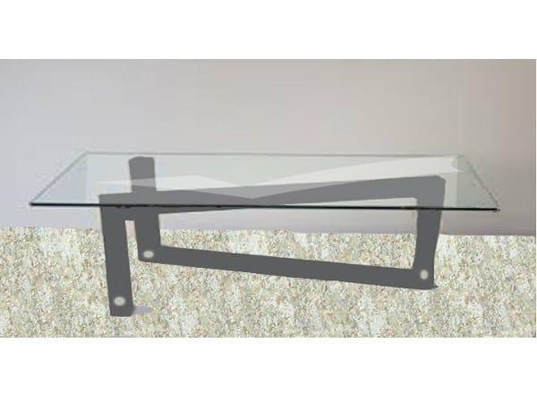 Rectangular table TAVEGa® by Sap Sistemi