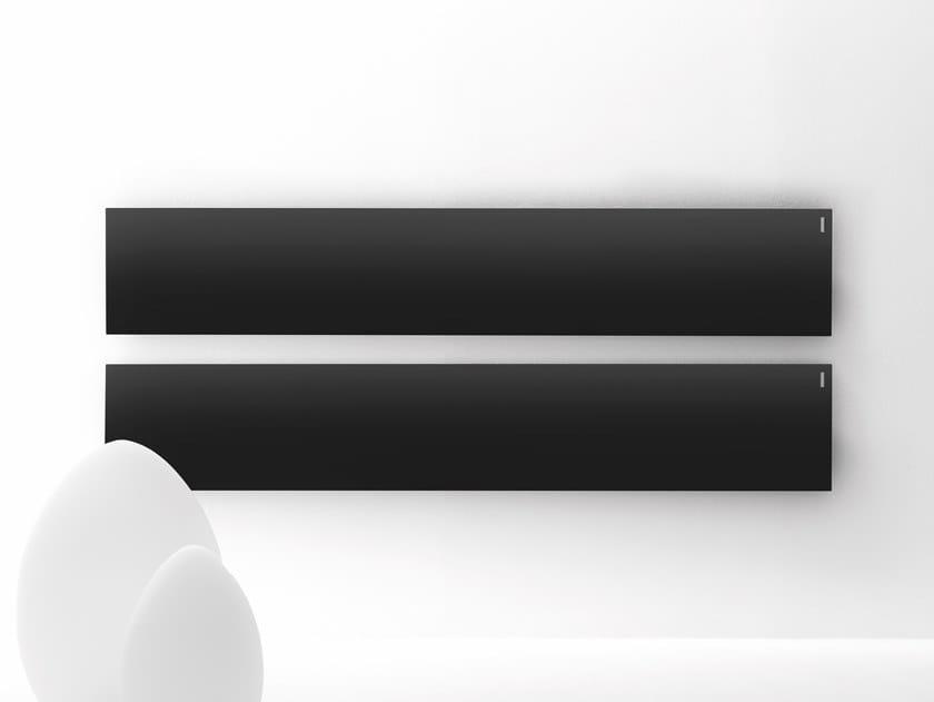 Termoarredo orizzontale in alluminio a parete TAVOLA | Termoarredo orizzontale by ANTRAX