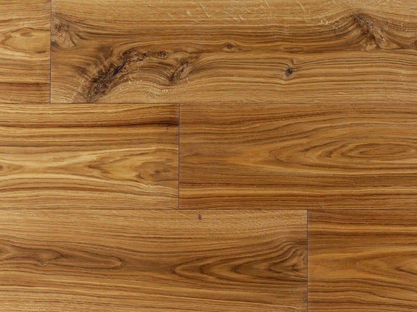 2 layers oak parquet TAVOLATI DI ROVERE by Triveneta Parchetti
