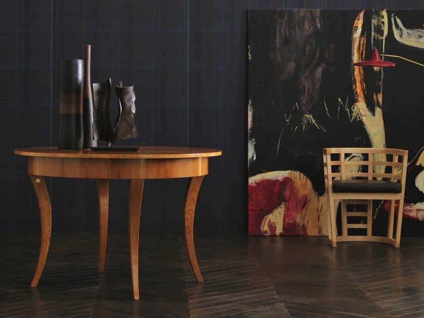 Biedermeier Runder Tisch By Morelato