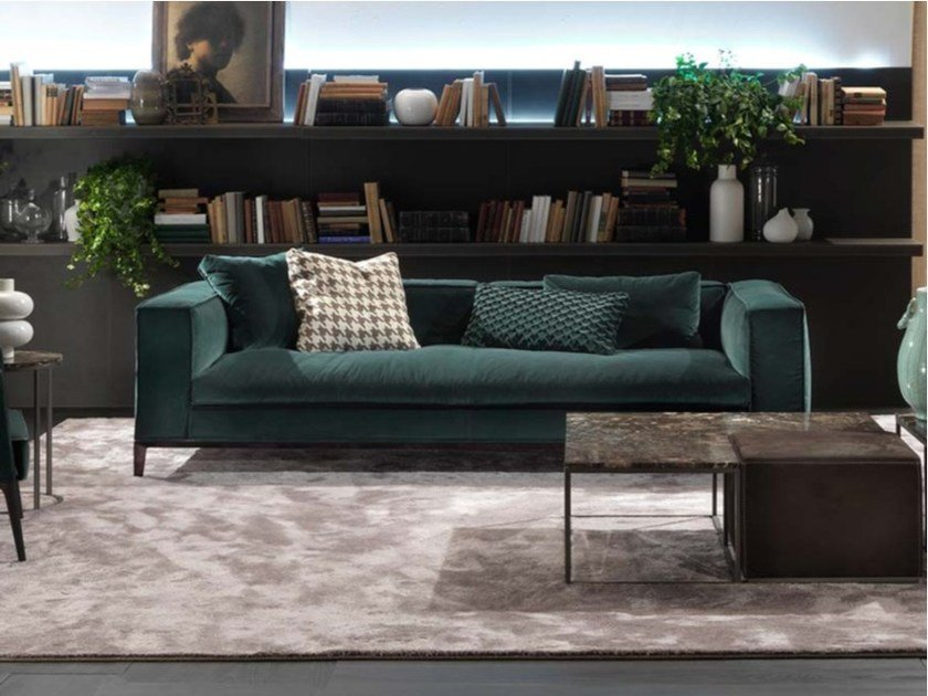 3 seater fabric sofa TAYLOR | 3 seater sofa by Frigerio Salotti