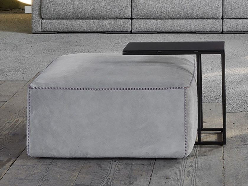 Square pouf TAYLOR by Flexstyle