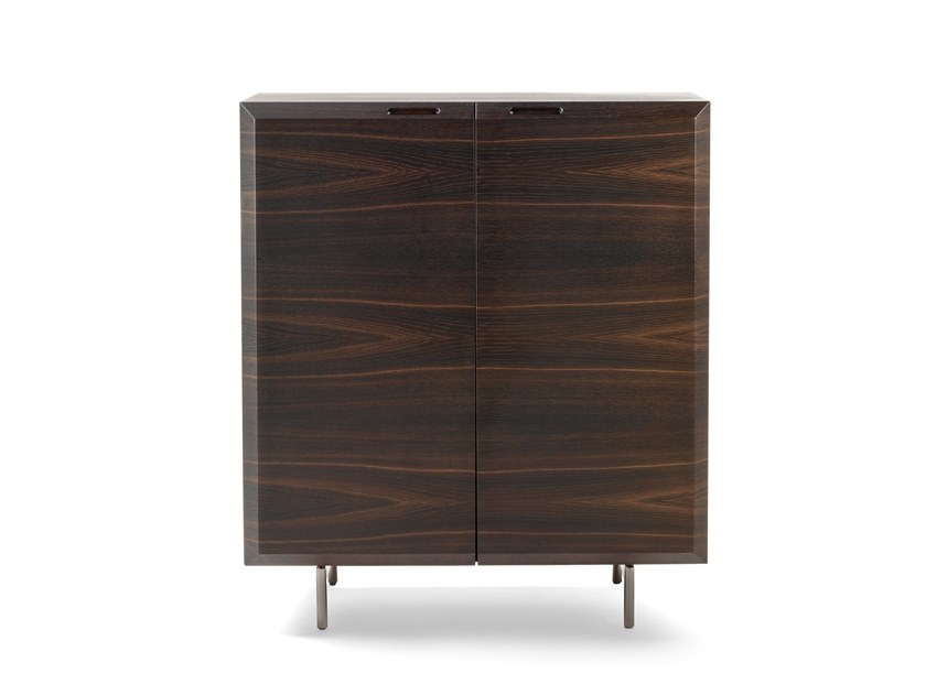 Highboard with doors TAYLOR | Highboard by Busnelli