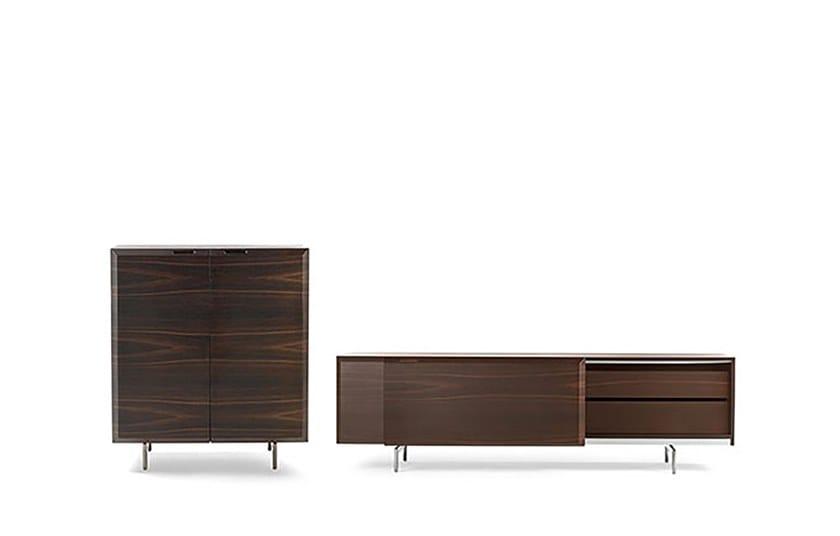 Credenza Con Piedini : Taylor credenza collezione design by busnelli toan nguyen