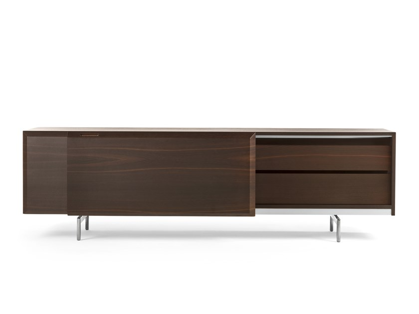 Sideboard with coplanar doors TAYLOR | Sideboard by Busnelli