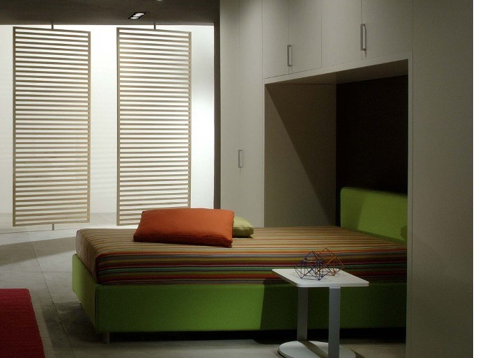 Fitted teenage bedroom TAZEBAO by Lema