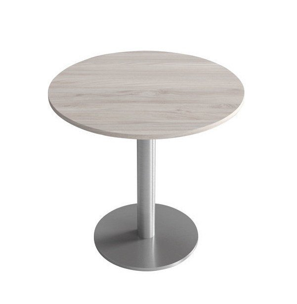 Round contract table TAZIO | Contract table by IBEBI