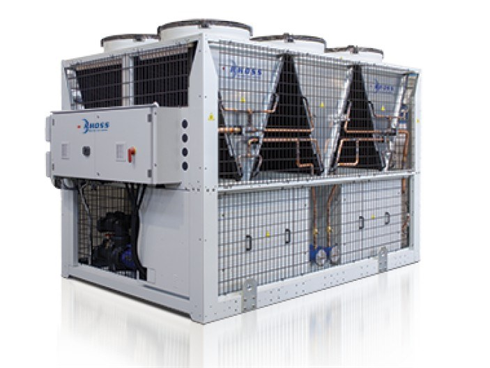 Water refrigeration unit TCAETY-TCAEQY 4235÷4370 by Rhoss