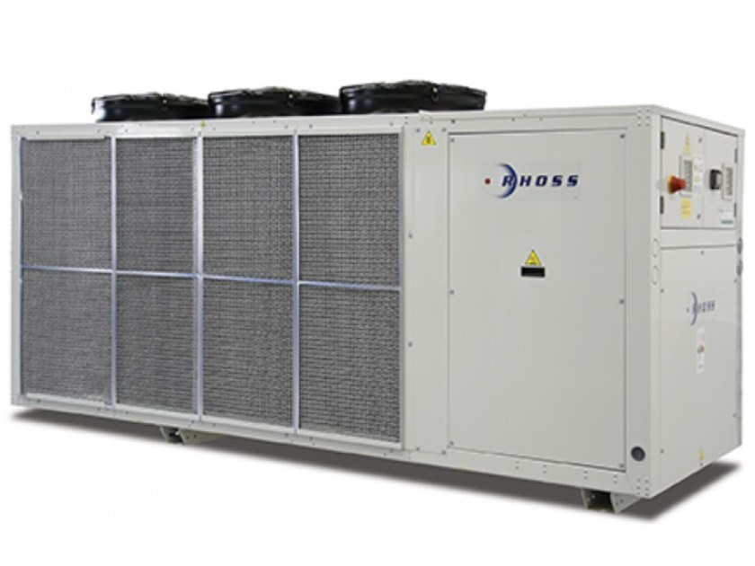 Water refrigeration unit TCAEY-THAEY 269÷2146 by Rhoss