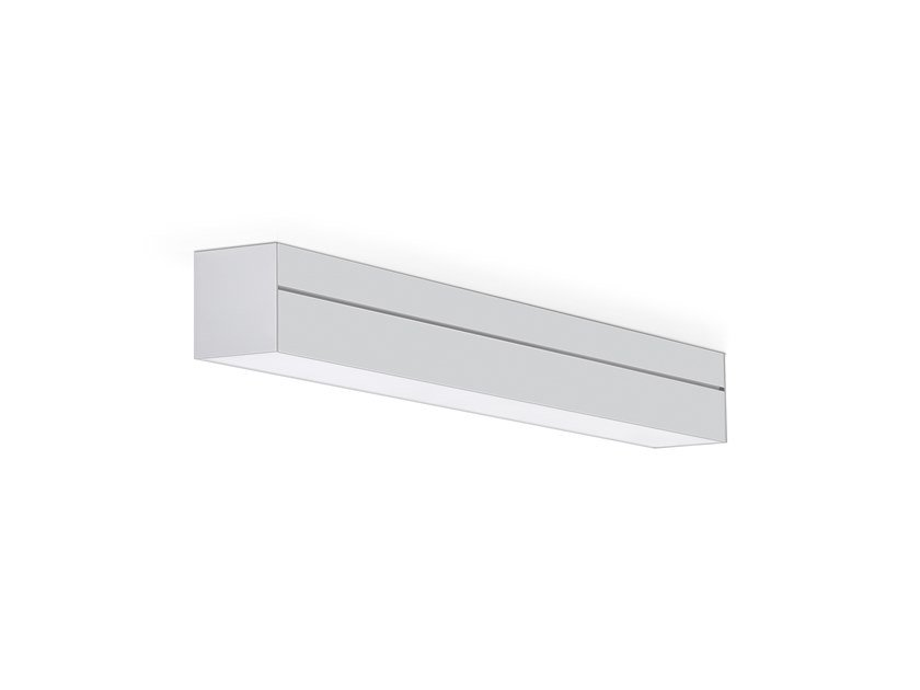 Ceiling mounted linear lighting profile TCH LED   Ceiling mounted linear lighting profile by INDELAGUE   ROXO Lighting