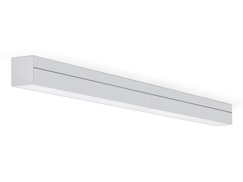 Ceiling mounted linear lighting profile TCH LED LINE   Ceiling mounted linear lighting profile by INDELAGUE   ROXO Lighting