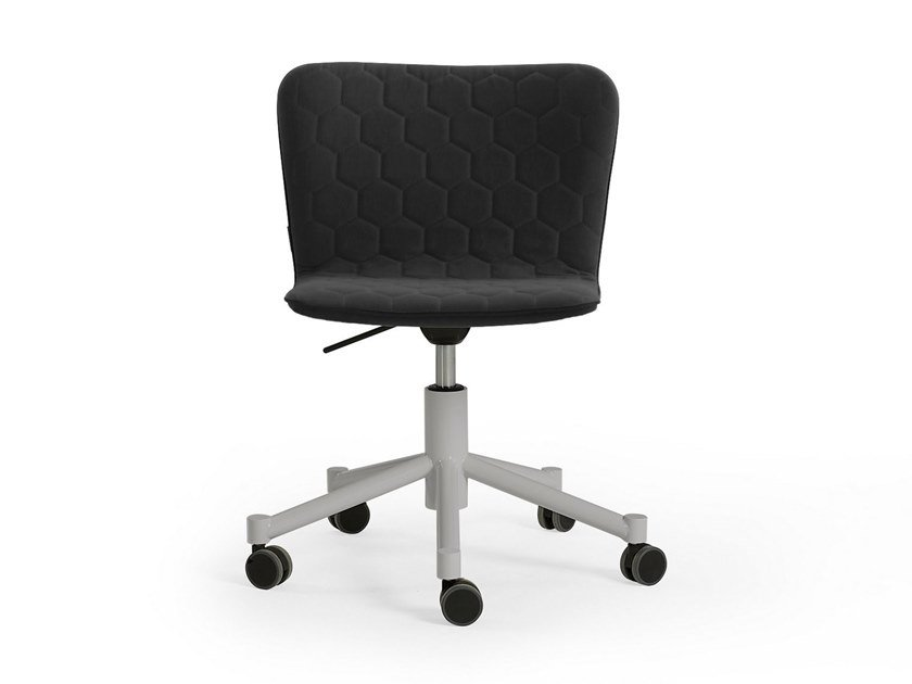 Swivel chair with casters TEA | Chair with casters by Sancal