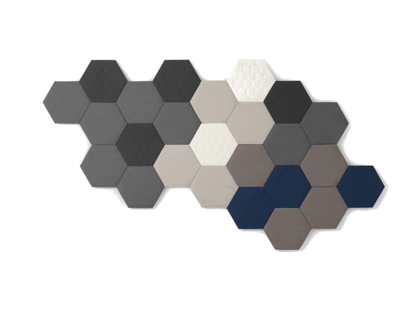 Fabric decorative acoustical panel TEA | Decorative acoustical panel by Sancal