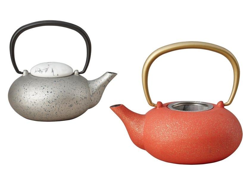 Coldstone teapot TEAPOT by ZENS Lifestyle