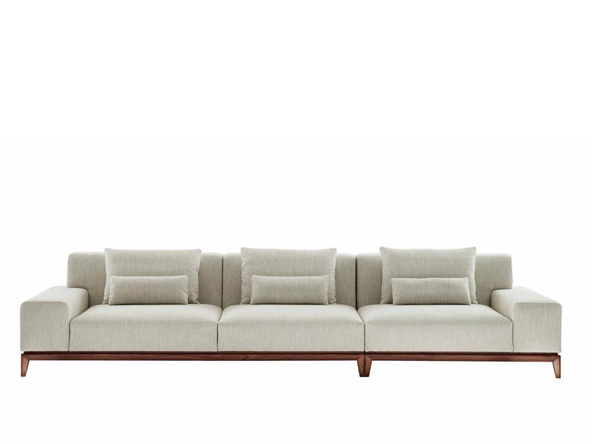 Sectional fabric sofa TEATRO | Sectional sofa by HC28