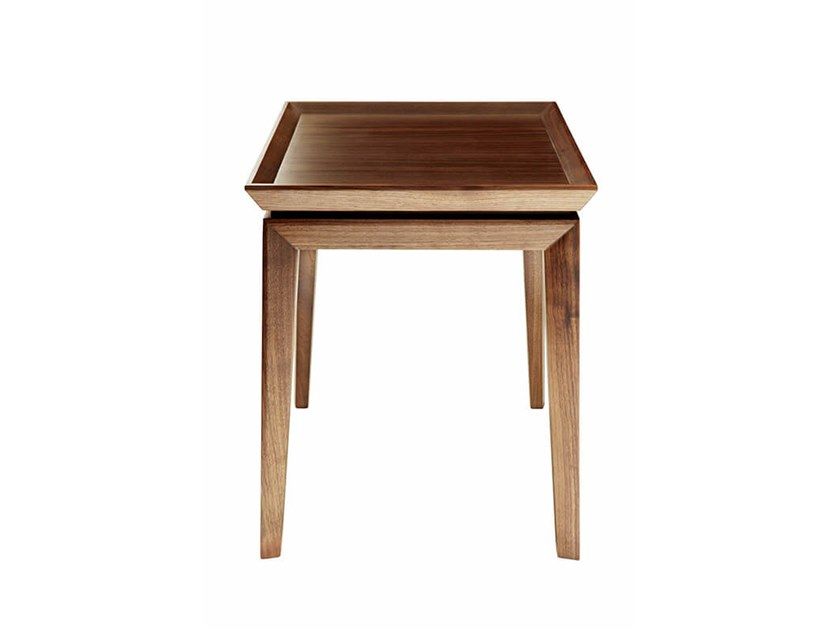 Square side table TEATRO | Side table by HC28