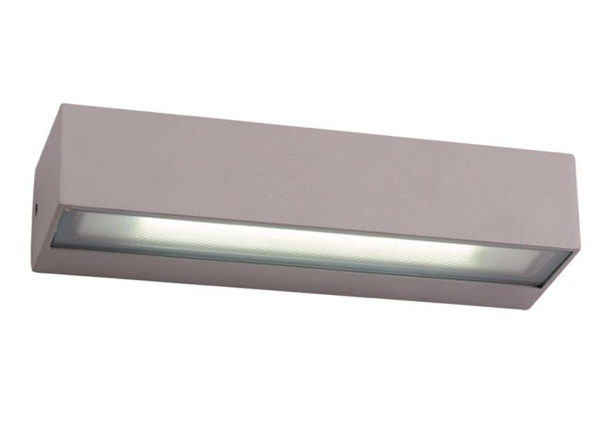 A Led Terzo Light In Applique Tech 3 Alluminio Per Esterno OZXiuTkP