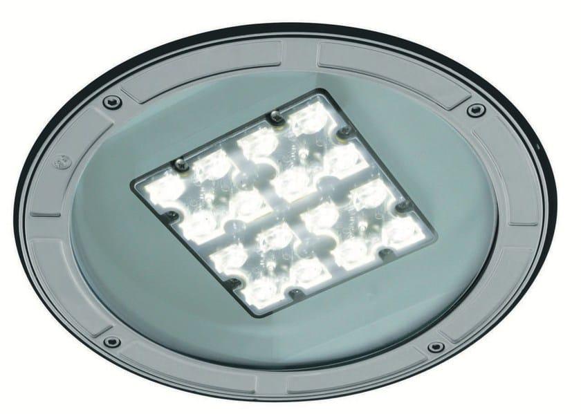 LED ceiling recessed die cast aluminium Outdoor spotlight TECH F.3065 by Francesconi & C.