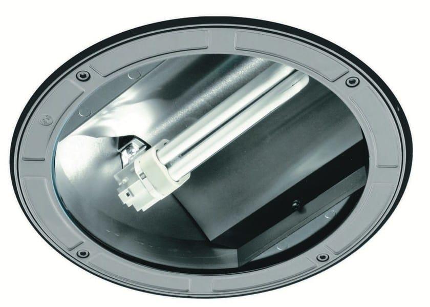 Ceiling die cast aluminium Outdoor spotlight TECH F.3068 by Francesconi & C.