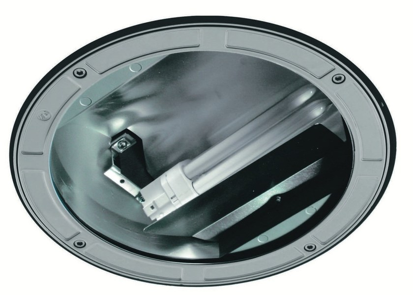 Ceiling recessed die cast aluminium Outdoor spotlight TECH F.3069 by Francesconi & C.