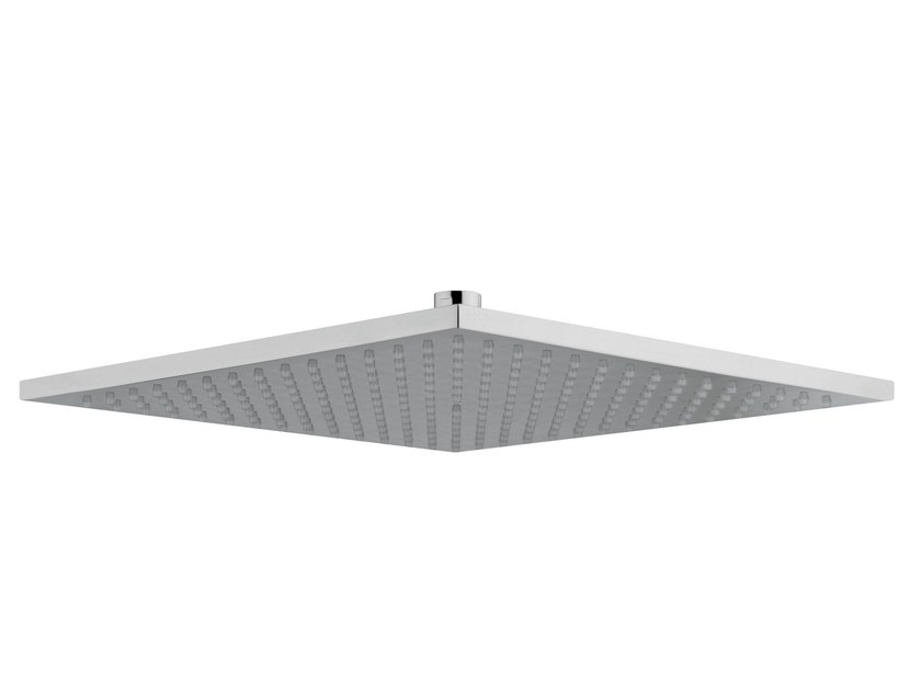 Ceiling mounted rain shower TECHNO   Contemporary style overhead shower by AQUAelite