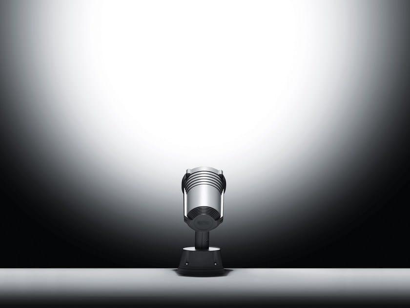 Proiettore per esterno a LED in alluminio pressofuso TECHNO SPOT by SIMES