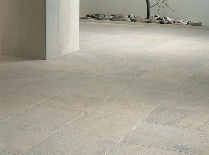 Pavimento/rivestimento effetto pietra per interni ed esterni TECNOQUARTZ - LEA CERAMICHE